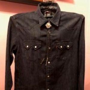 Men's Levi Strauss Modern Fit Western Shirt